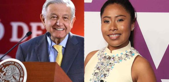 López Obrador y Yalitza Aparicio aparecen en lista de las 100 personas más influyentes de Time