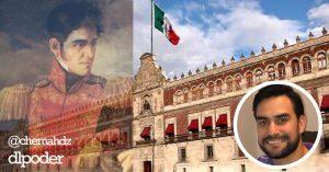 Del Castillo de Chapultepec, a Los Pinos, al Palacio