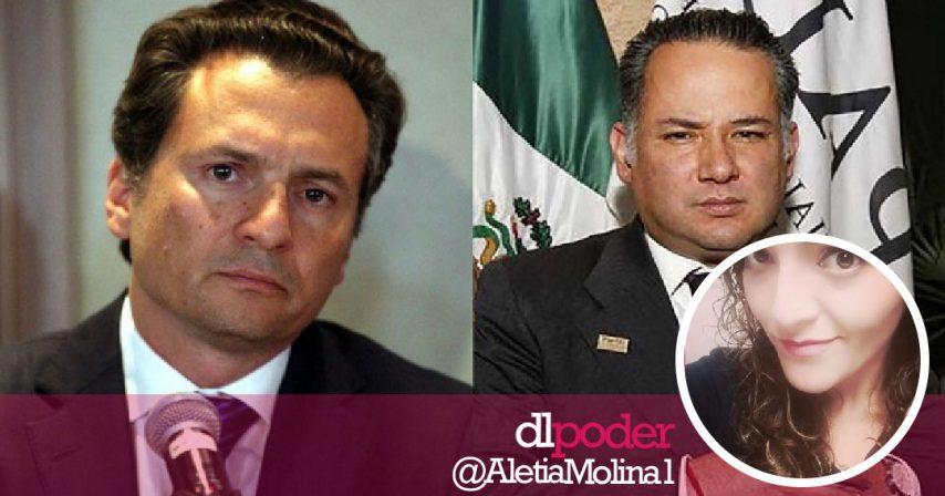 Santiago Nieto no hace bien la investigación u Emilio Lozoya no pisa la cárcel.