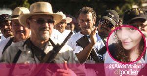 """El """"regreso"""" de las autodefensas ante ola imparable de violencia en Michoacán"""
