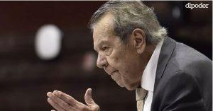 """Que la #4T no vaya a ser el """"cuarto trancazo"""": Muñoz Ledo"""