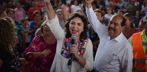 Ivonne Ortega renuncia al PRI