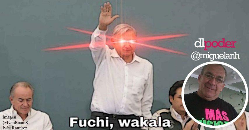 Fuchi Guacala wakala AMLO 2019 inseguridad