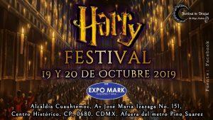 Disfruta del Festival de Harry Potter en la CDMX