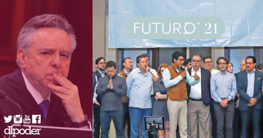 Futuro 21 se posiciona sobre la renuncia de Medina Mora