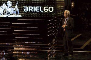 """Cineasta mexicano recibe el premio a la Excelencia Docente; galardón considerado el """"Nobel"""" del séptimo arte"""