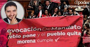 #RevocaciónDeMandato es un capricho caro e innecesario