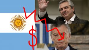 Economía de Argentina en picada ante la llegada de Alberto Fernández