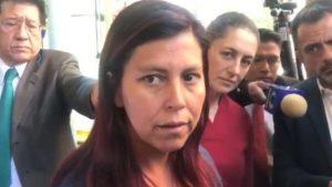 Madre de Fátima reclama a las autoridades por exhibirla como 'enferma mental'