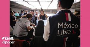 Afiliaciones a México Libre ¿Las cifras no cuadran?