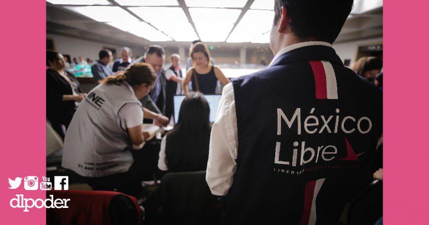 mexico libre 2020