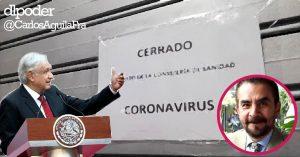 En tiempo de crisis López gastará más en términos reales
