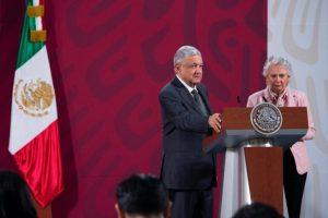 Reportan a la baja incidencia en robo y secuestro; presidente refrenda compromiso con la seguridad de las mujeres