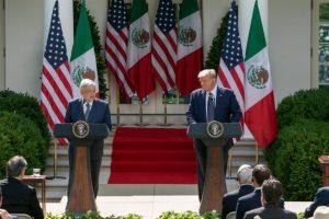 AMLO busca respeto mutuo y relevancia del T-MEC en visita oficial a Estados Unidos