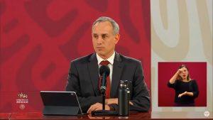 """""""Falló el semáforo epidemiológico"""": Lopez-Gatell"""