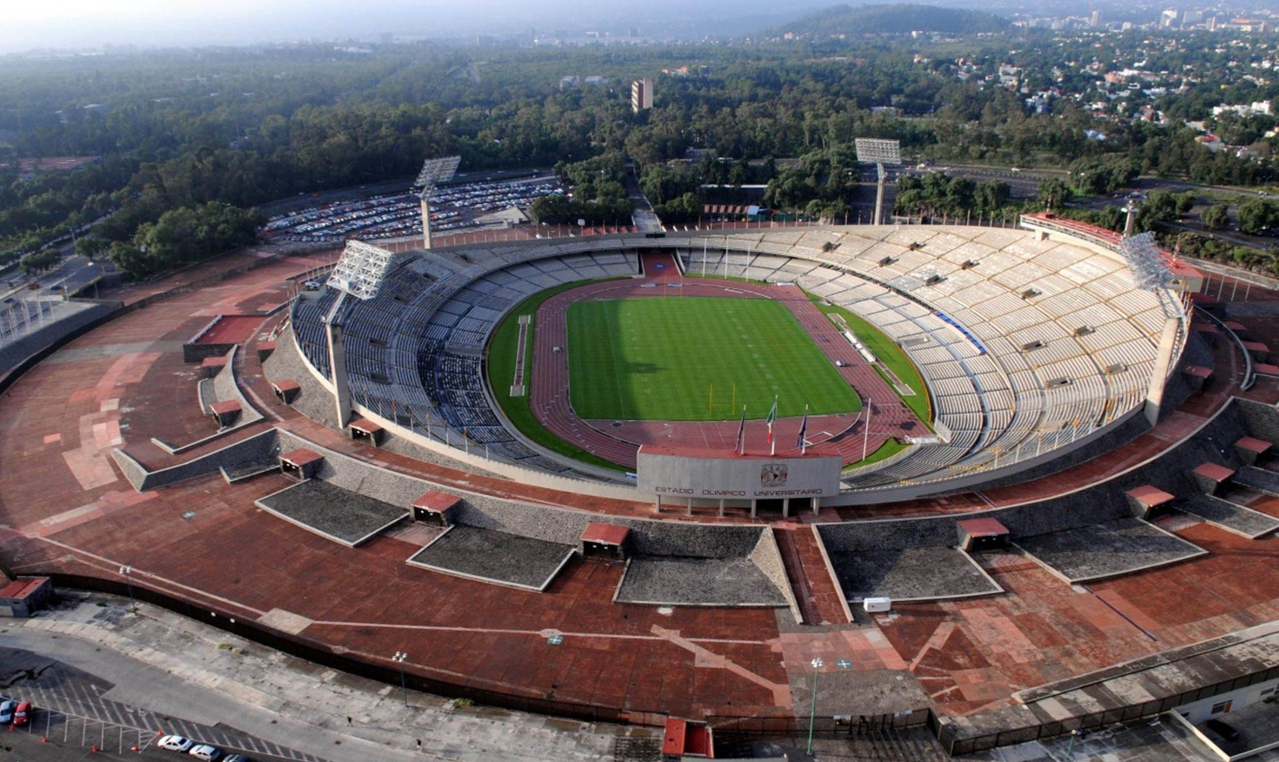 70 años de la colocación de la primera piedra del estadio de CU