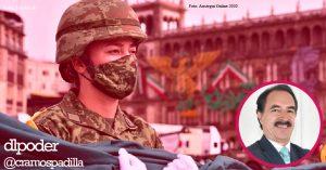 La humillación de nuestras fuerzas armadas ante la improvisación