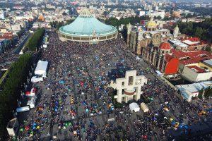 Basílica de Guadalupe abrirá el día de la Virgen: CEM