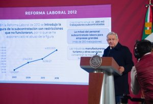 Presidente firmará decreto para regular presas y proteger a la población