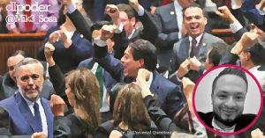 Sufragio efectivo, no reelección: Diputados leales a AMLO listos para seguir