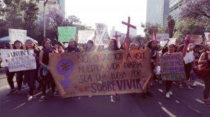 """Violencia contra la mujer, """"fruto podrido"""" de gobiernos anteriores: AMLO"""
