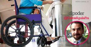 Discapacitados, olvidados de la 4T en pandemia