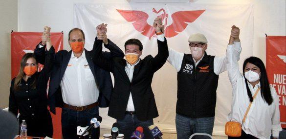 AMLO acepta estar involucrado en la denuncia de Samuel García y Adrián de la Garza