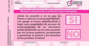 SCJN rechaza impugnación del INE: Consulta contra expresidentes será en agosto