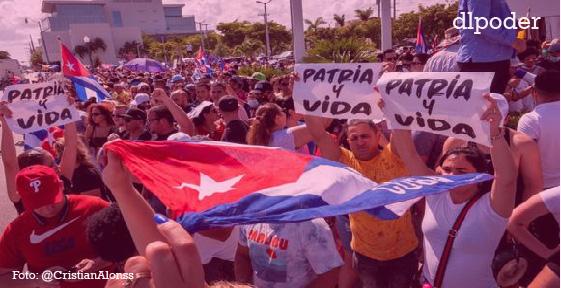 Protestas Cuba 2021